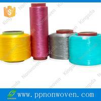 Wholesales 900D pp intermingle DTY yarn price per kg