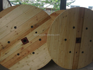 Industrial Wooden Cable Spool Industrial Wooden Cable Spool