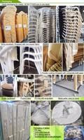 Metal Chairs Outdoor Aluminum Restaurants Cafe Bistro Chair - Buy ...
