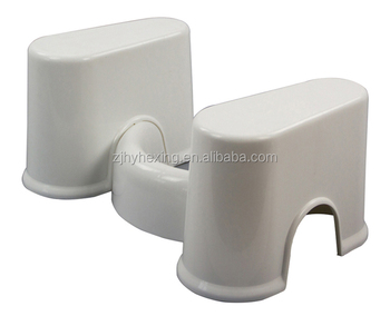 Più nuovo sgabello passo per wc vasino staccabile per risparmiare