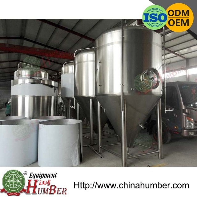 Electric/Steam/ Direct Flame Heating Beer Machine Supplier Beer Making Equipment