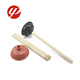 Manufacturer High suction With Wooden Handle Rubber Toilet Plunger