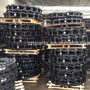 MS070/ MS110-5/8/ MS120-8/ MS180-8/ MS250-8 Mitsubishi spare parts track link assembly track chain track group