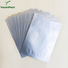 Heat seal mylar food grade isothermal bbq triple laminated aluminum foil boiling bags