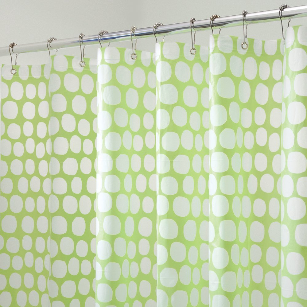 Get Quotations MDesign Beehive PEVA Shower Curtain Odorless Water Proof