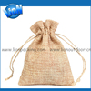 Manufacturer specialized pouch burlap hessian drawstring gift bag