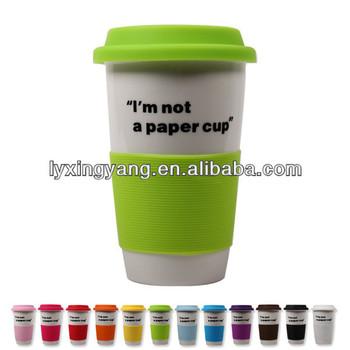 Wholesale Ceramic Mugs Insulated Coffee Mugs With Lid
