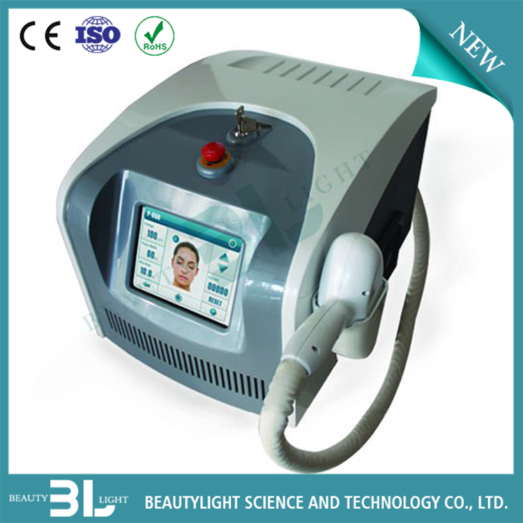 Welcome diode laser machine portable home permanent hair removal