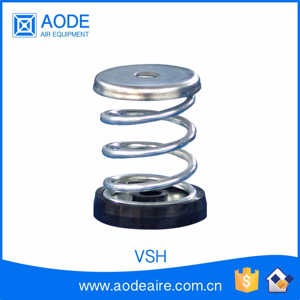 Anti vibration isolation spring mounts for air conditioner in the HVAC / ventilation made by China manufacturer
