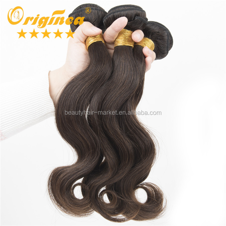 100 Raw natural remy virgin extensions best quality chinese remy hair weaving on sale