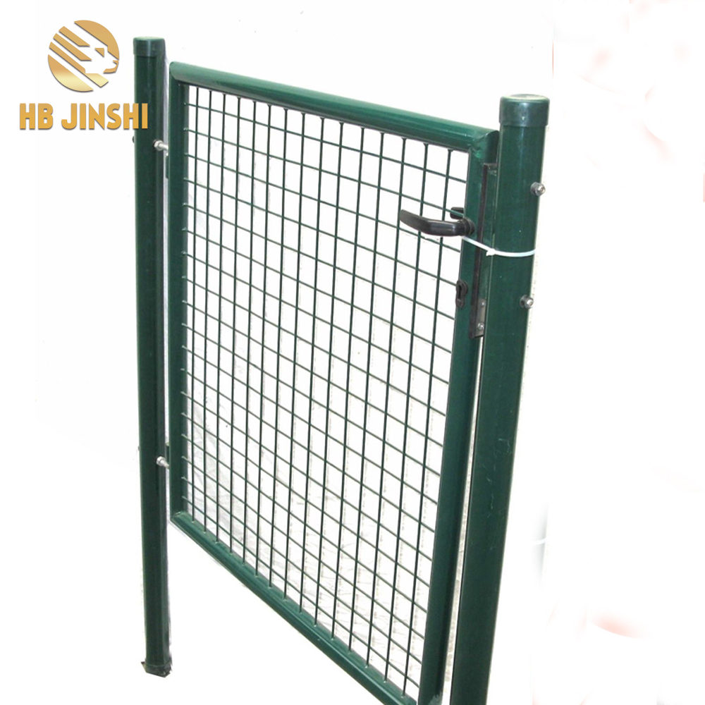 100x150cm Green Euro Home Yard Metal Fence Gate Garden Gate With Safety  Lock - Buy Metal Fence Gate,Home Yard Metal Garden Gate,Euro Home Yard  Metal