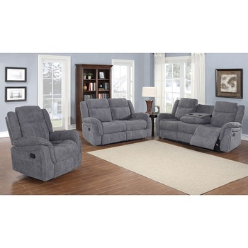 Modern recliner chair functional sofa set 7 seater electric recliner sofa and leather sofa set office leisure chair