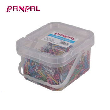 Wholesale sell well 350pcs 33mm colorful paper <strong>clips</strong>