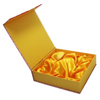 Origami Packaging Magnetic Cute Chocolate Moon Cake Paper Boxpaper