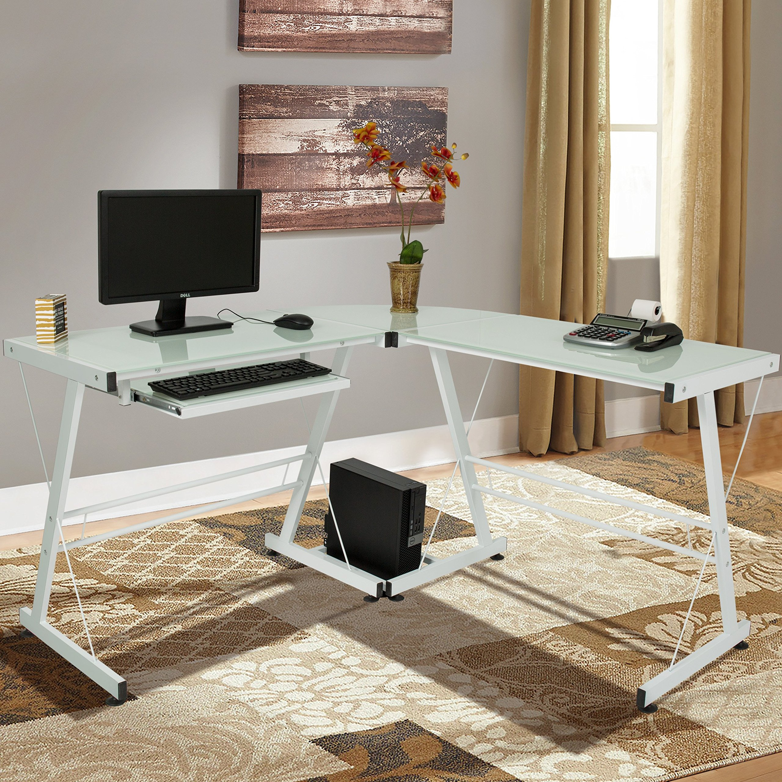 table for elegant office white small desk desks cheap computer corner writing bedrooms