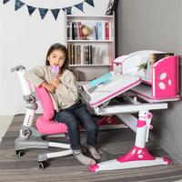 ISTUDY Adjustable children table chair
