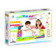 Colorful Doodle Scribble Boards 80*60cm Aqua Drawing Mat Magic Water Drawing Mat for kids gift