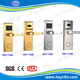High quality hotel samrt card access door lock for hotel room