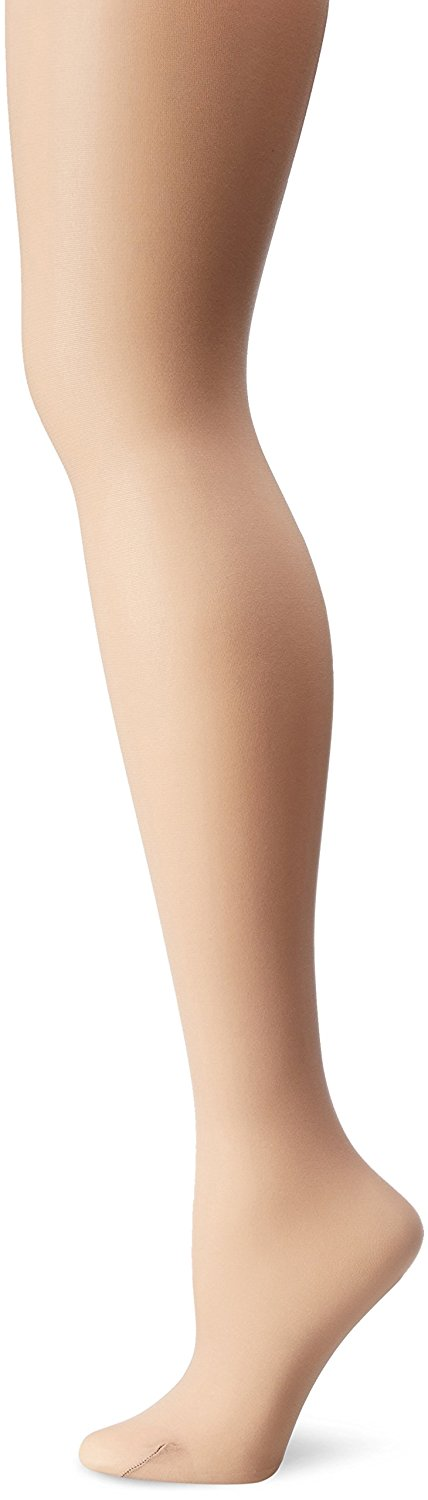 641032b46d5dc No Nonsense Women's Great Shapes All Over Shaper Pantyhose with Sheer Toe