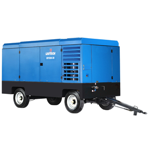 Professional industrialhigh pressure air compressor LUY390-30 blue