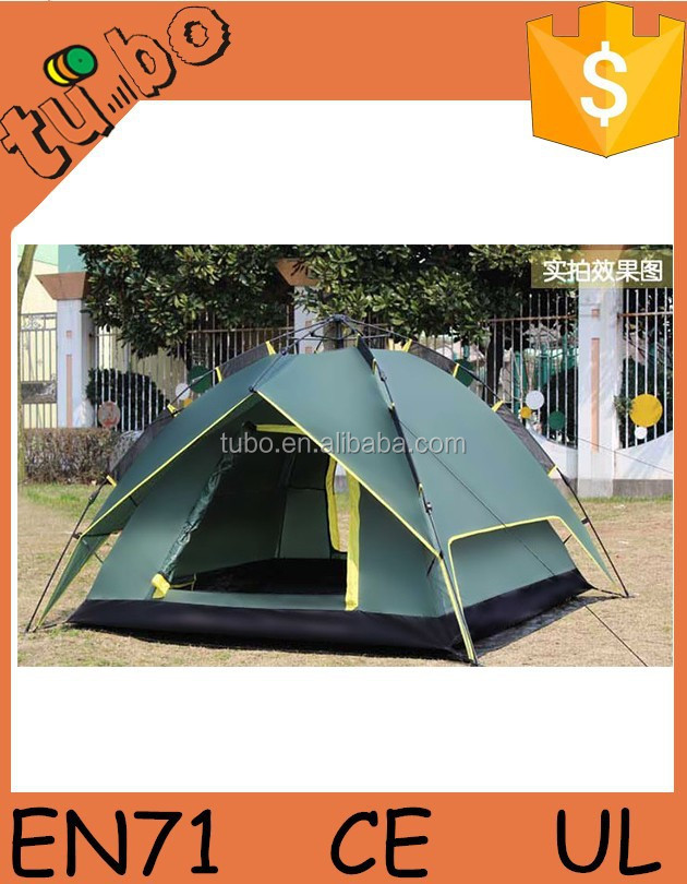 new product good price, 3- 4 person family camping tent