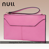 high-capacity envelop style clutch customized wallet with wrist belt