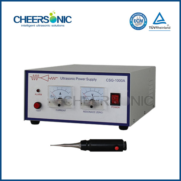 HW28-W300 High quality ultrasonic sheet metals joining system