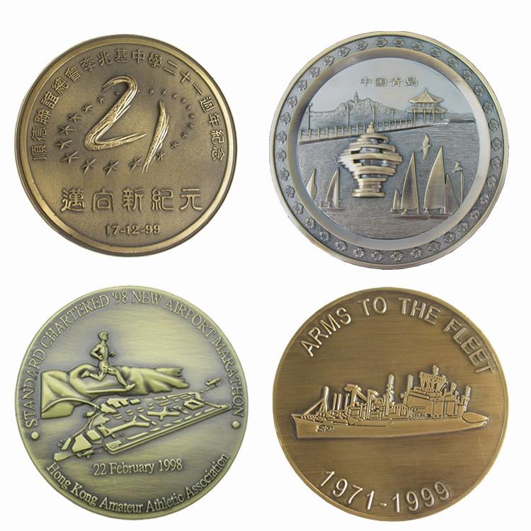 1986 Year Factory Manufacture 2 Pound Commemorative Coins