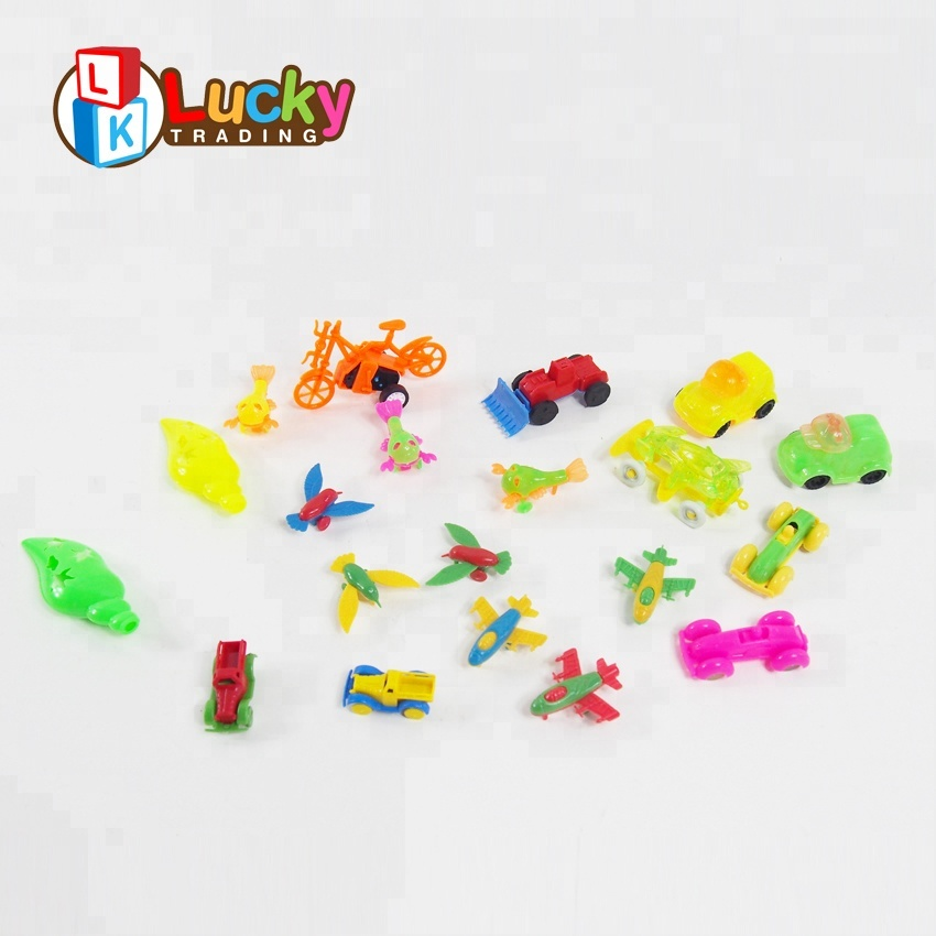 wholesale party supplies assortment set very cheap china toys for bag fillers
