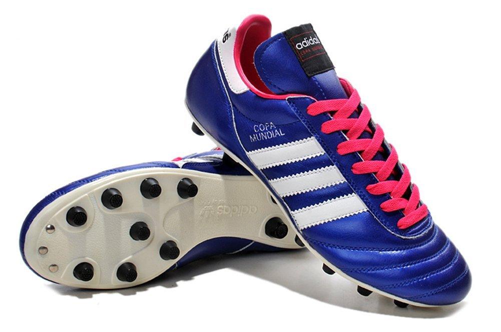 Get Quotations · MonicKruh Shoes Mens Copa Mundial FG Royal Blue Football  Soccer Boots d2d301e09af18