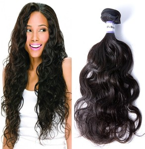 2019 Best selling unprocessed vendonrs 10a grade peruvian hair cuticle  aligned natural human weave bundles for 89acee93c5