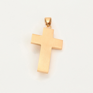 34392 xuping fashion jewelry 18k gold color charm pendant religion series pendent