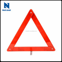 CE E-mark Emergency kit safety reflector Reflective warning triangle