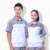 Factory OEM Engineering uniform workwear / anti-static workwear uniforms industrial uniform workwear men's fireproof with pocket