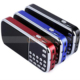 Portable Mini USB AM FM Radio Speaker Music Player TF Card For PC iPod Phone