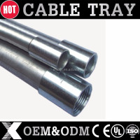 pre galvanized electric 4 pvc electrical conduit