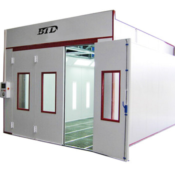 Btd Factory Price Used Cars Spray Paint Booth For Sale Auto Painting