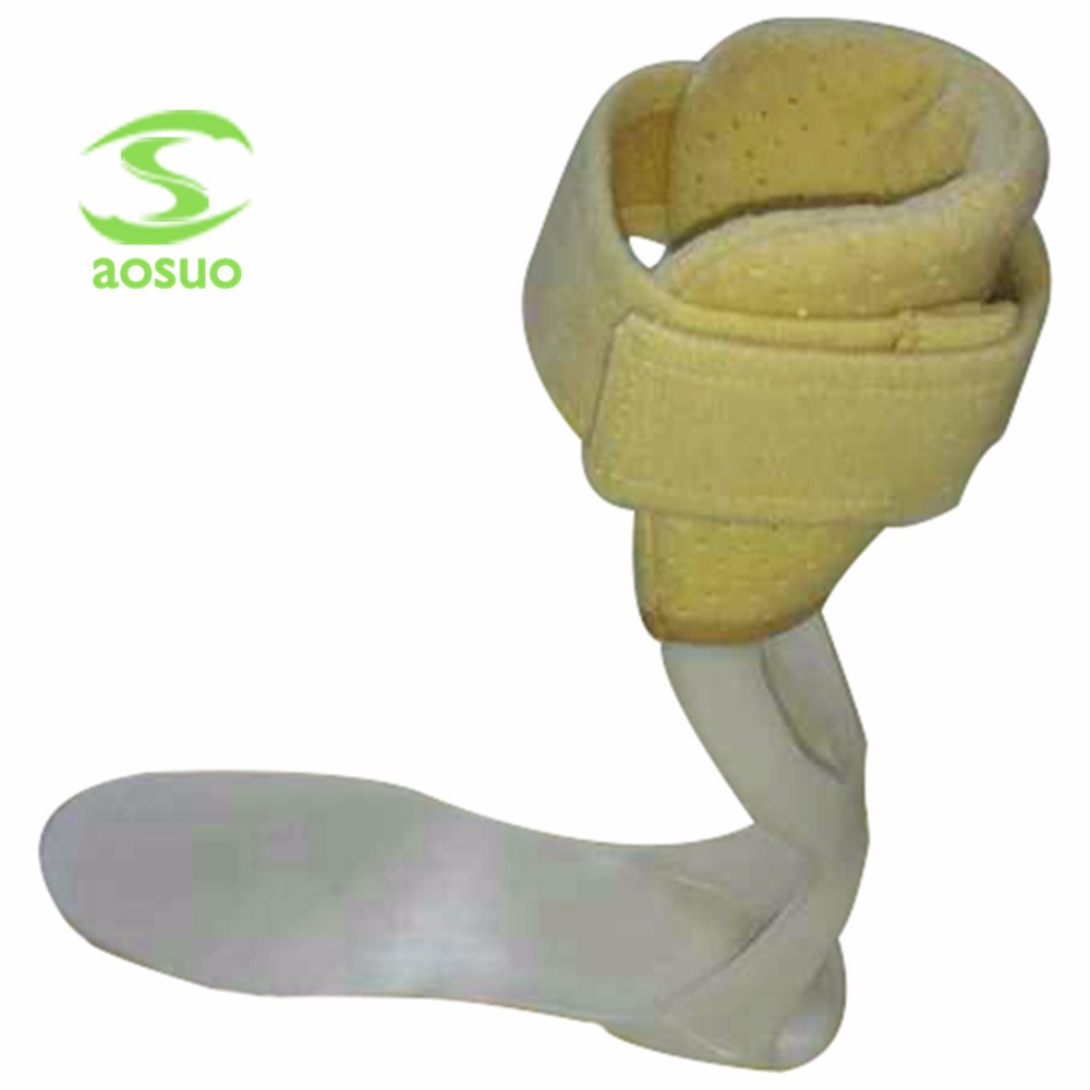 AFO foot drop orthotics and prosthetics