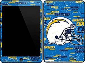 NFL San Diego Chargers iPad Mini 3 Skin - San Diego Chargers - Blast Vinyl Decal Skin For Your iPad Mini 3