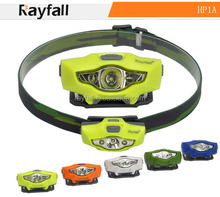 Alibaba hot sale washable mini led reading camping head lamp HP1A