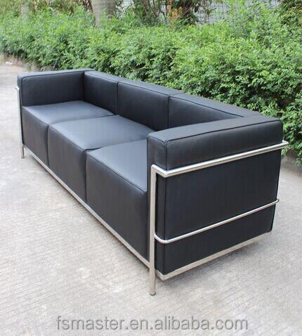 Replica Le Corbusier Designer Sofa Lc3 Three Seater Sofa For Living Room    Buy Designer Sofa Lc3 | Three Seat Sofa | Le Corbusier Sofa Lc3,Lc3 Leather  Three ...