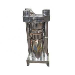 12Kg Automatic Hydraulic Oil press machine to press avocado