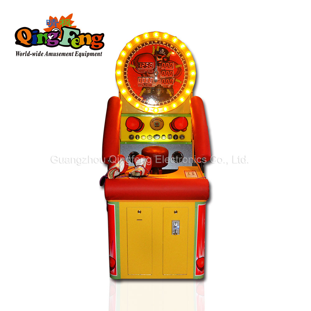 Qingfeng coin pusher touch screen video hammer hitting equipment new hammer puzzle games lottery machines