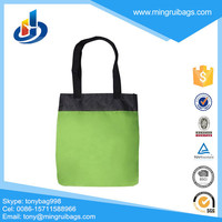 Popular style tote bag cottonag
