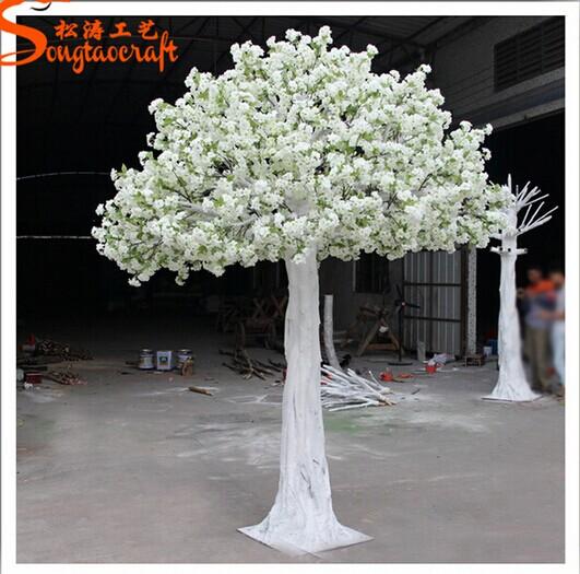 Artificial cherry blossom tree silk flowers artificial cherry artificial cherry blossom tree silk flowers artificial cherry wedding tree mightylinksfo