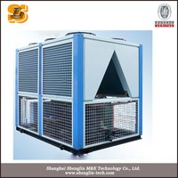 Water Cooling System Machine Industrial reverse cycle chiller