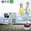 China profressoinal 2+1 mixed flavour table top icecream machine for home use