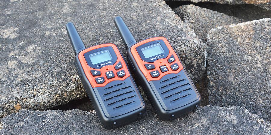 Presunto rádio Walkie talkie intercom interphone two-way radios walkie-talkie