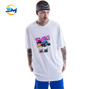 Wholesale high quality sublimation printing soft cotton t shirt