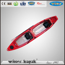 4.00mtr VUE-2 Double seater transparent boat